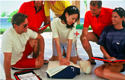 Cursos Primeros Auxilios EFR PADI