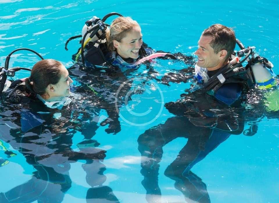 Buceador Basico  PADI- Scuba Diver